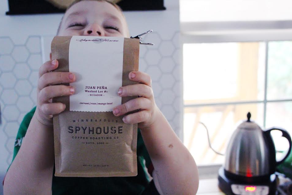 spyhouse juan pena coffee roasters
