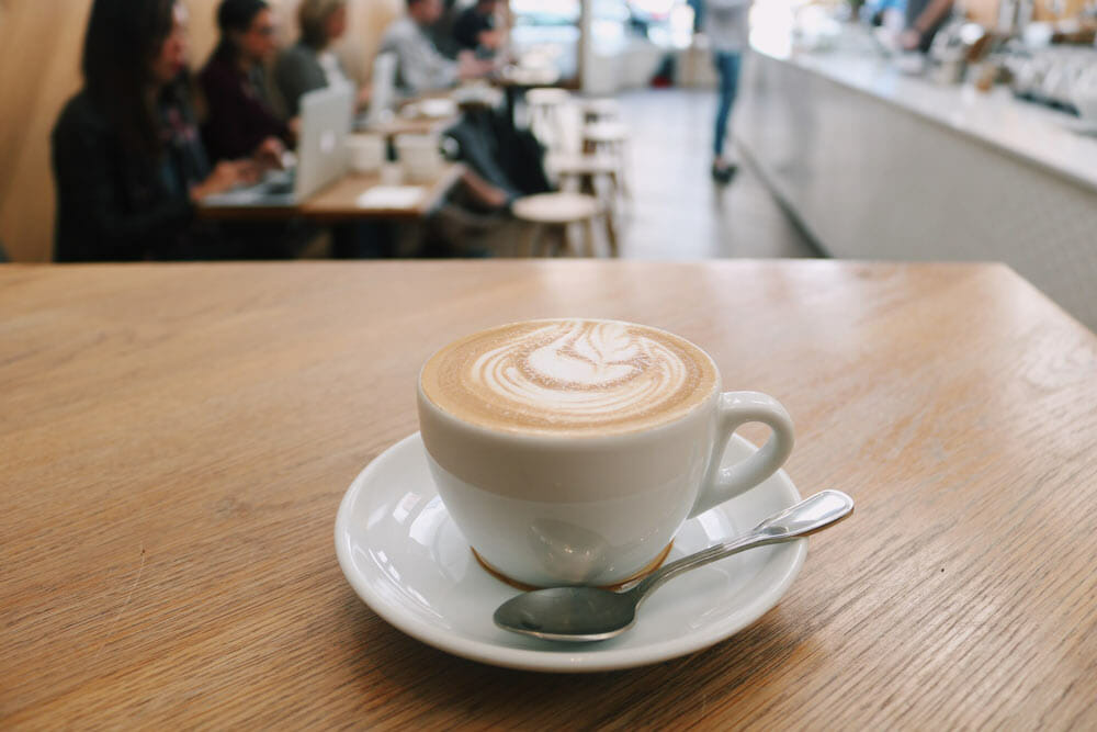 San Francisco's Best Coffee Shop