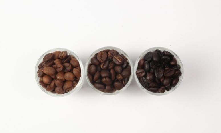 Coffee Bean Roast Degree