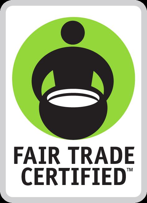 fair trade certified certification seal