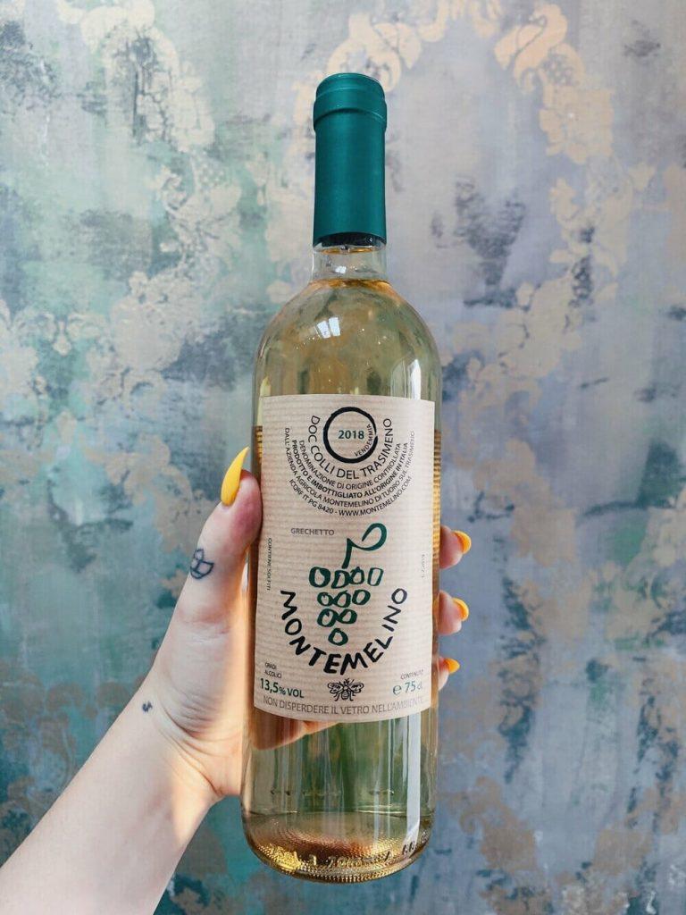 Montemelino wine