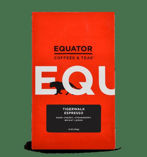 Equator coffees and teas