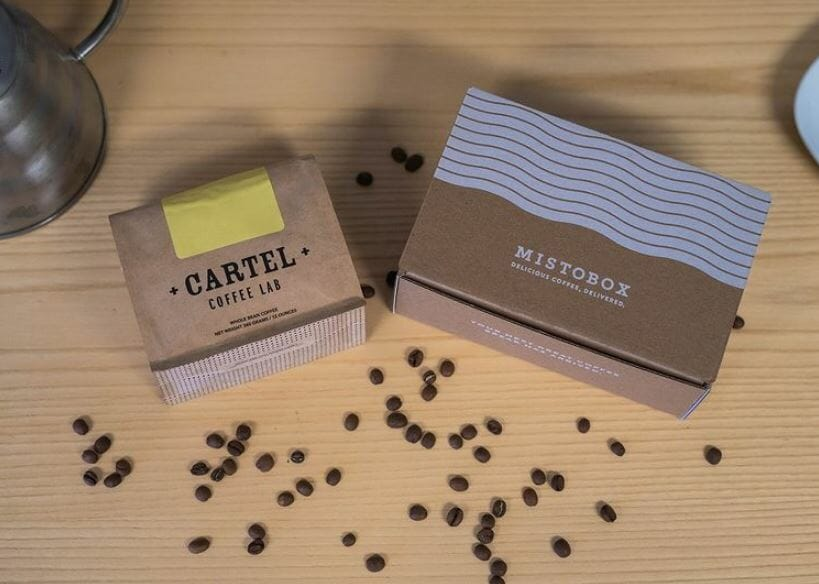 Cartel Coffee Lab and Mistobox Coffee Subscription