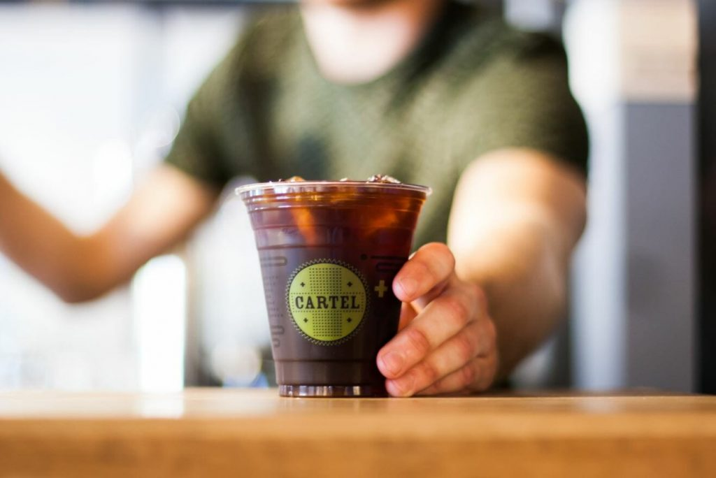 Cold Brew Coffee Cartel Coffee Lab