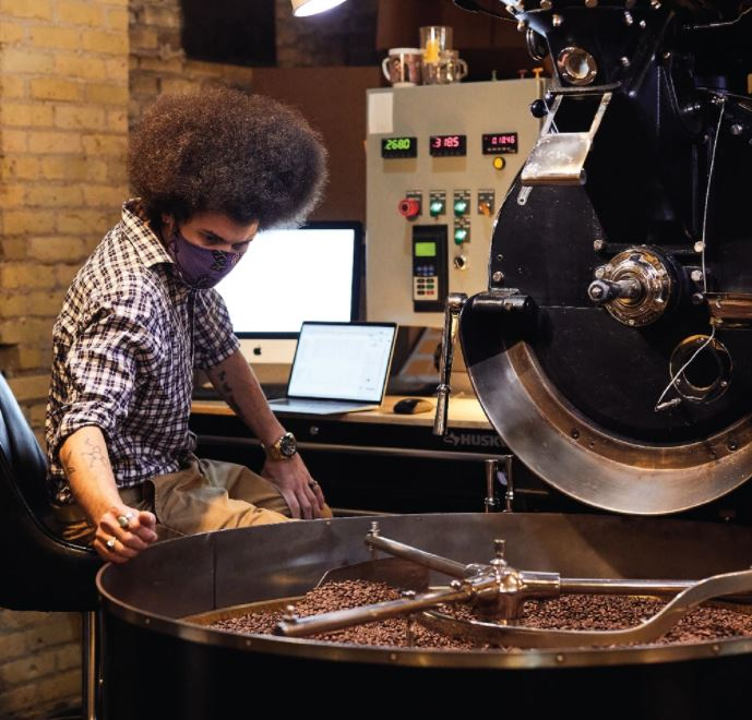 spyhouse coffee roasters