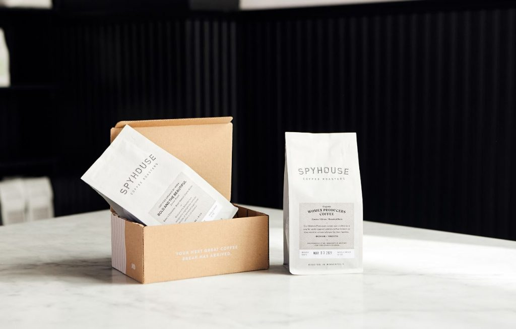 spyhouse coffee roasters coffee subscription box