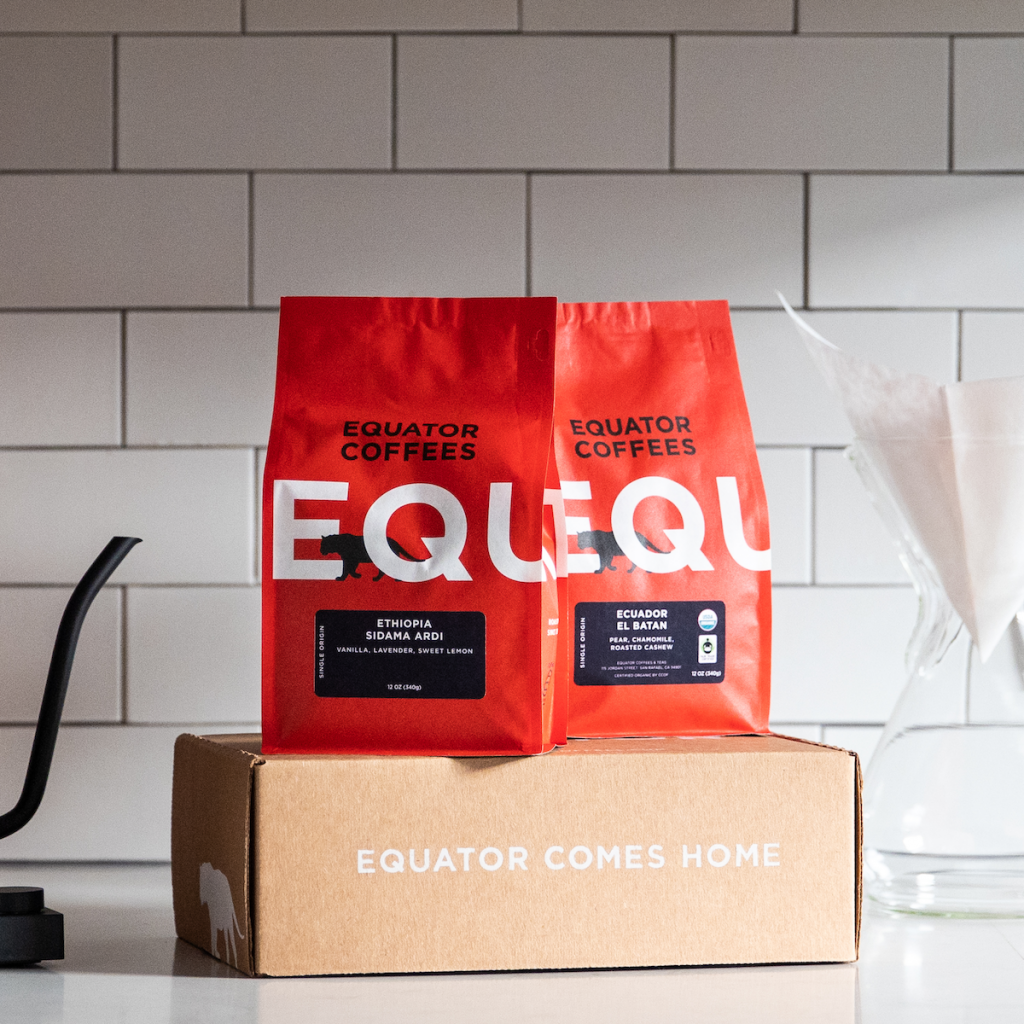 Equator Roasting Coffee