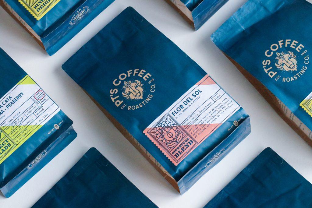 PT's coffee Roasting co feature on Mistobox