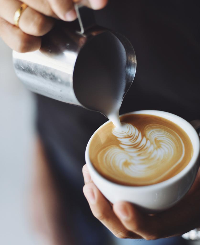 latte espresso drinks